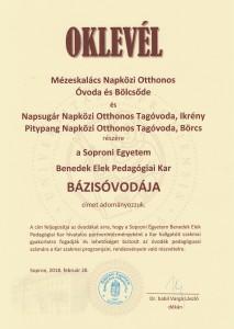 Bázisóvoda